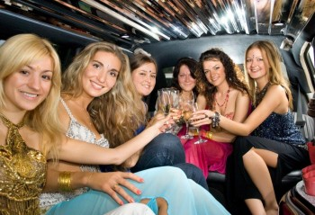bachelorette limousine party