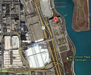 Here's where the autoshow is going to happen this year