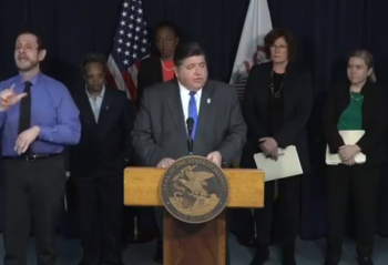 Pritzker orders all bars and restaurants to close